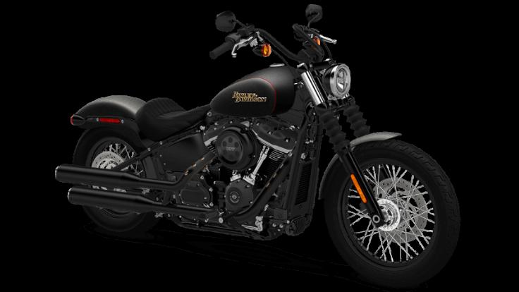 Harley Davidson Softail Streetbob