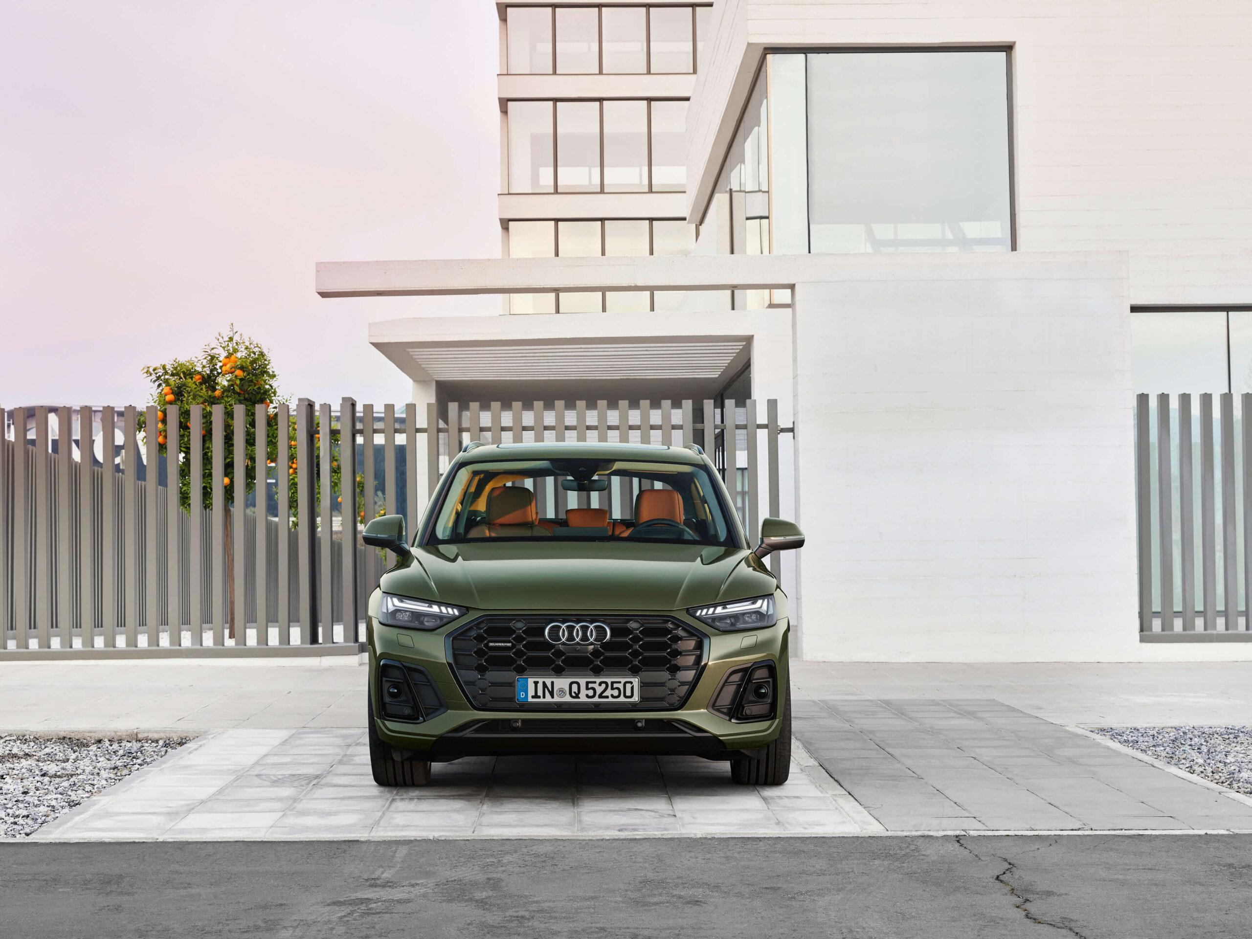 Audi Q6 Nowa generacja 2020